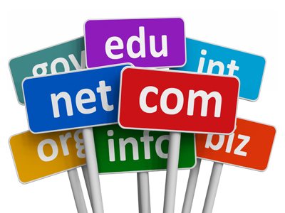 Choosing a website domain name